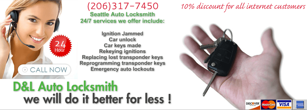auto locksmith seattle washington