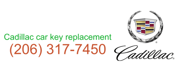 Seattle Cadillac Car Key Replacement 206 317 7450